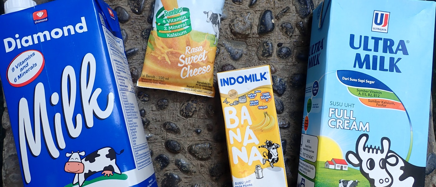 7 Produk Susu UHT Rekomendasi Lifestyle Blogger Myra Anastasia