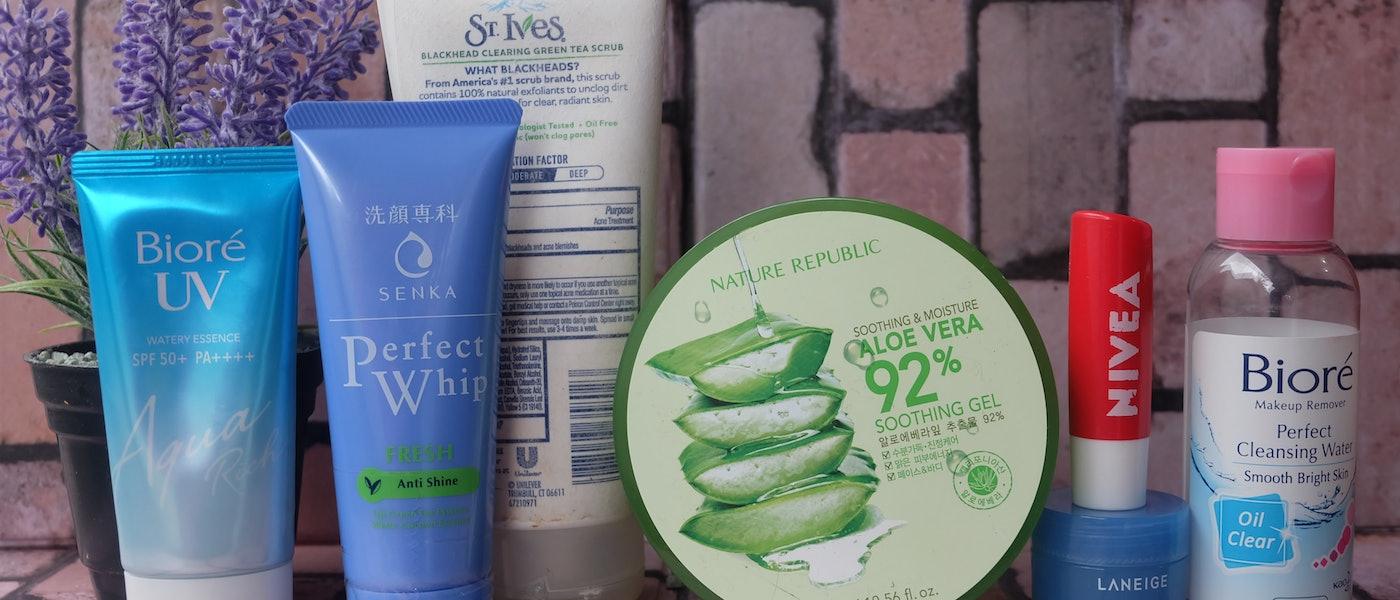 7 Produk Skincare Antiribet untuk Pemula Rekomendasi Lifestyle Blogger Ifa Musyrifah