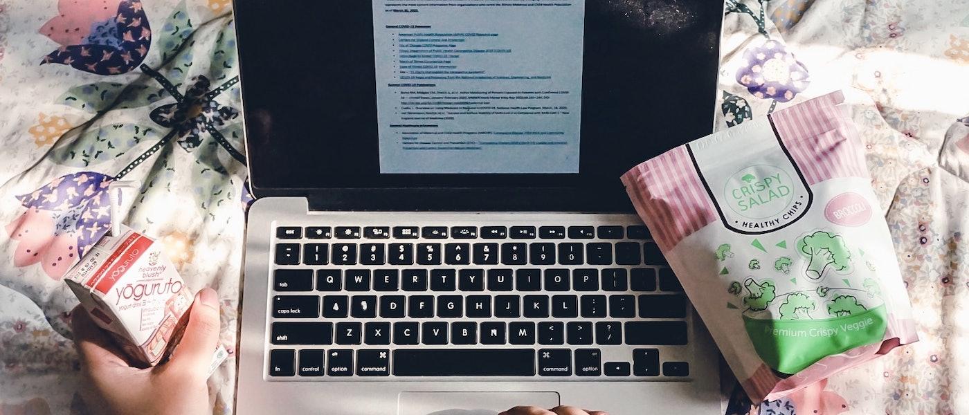 7 Camilan Sehat Rendah Kalori untuk Teman selama WFH (Work From Home) Rekomendasi Lifestyle Blogger Anissa Rizkianti