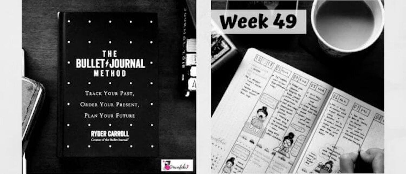 10 Rekomendasi Perlengkapan Bullet Journal untuk Pemula