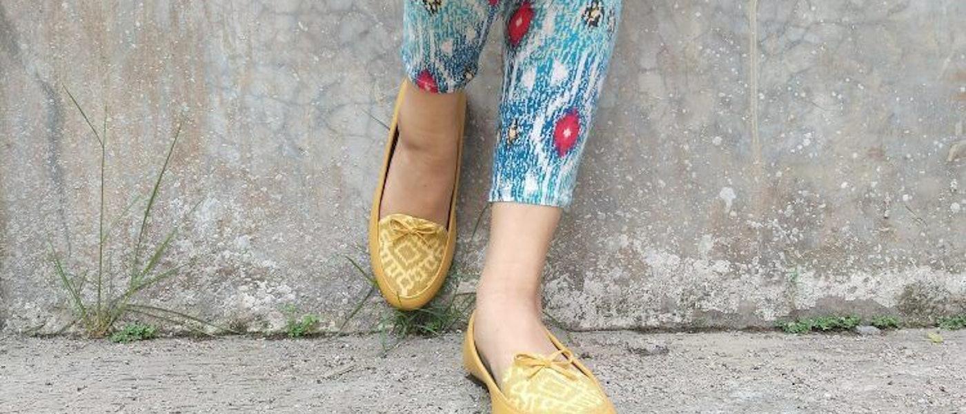 7 Sepatu Wanita Produk Lokal Indonesia Berkualitas Rekomendasi Lifestyle Blogger Sary