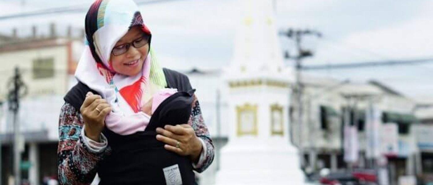 7 Produk yang Wajib Dibawa agar Mudik Bersama Bayi Tetap Nyaman Rekomendasi Mommy Traveller Nurul