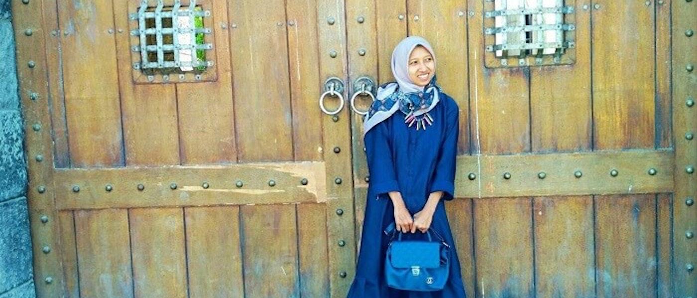 8 Aksesori Hijab Kekinian Rekomendasi Travel Blogger Retna Mudiasih