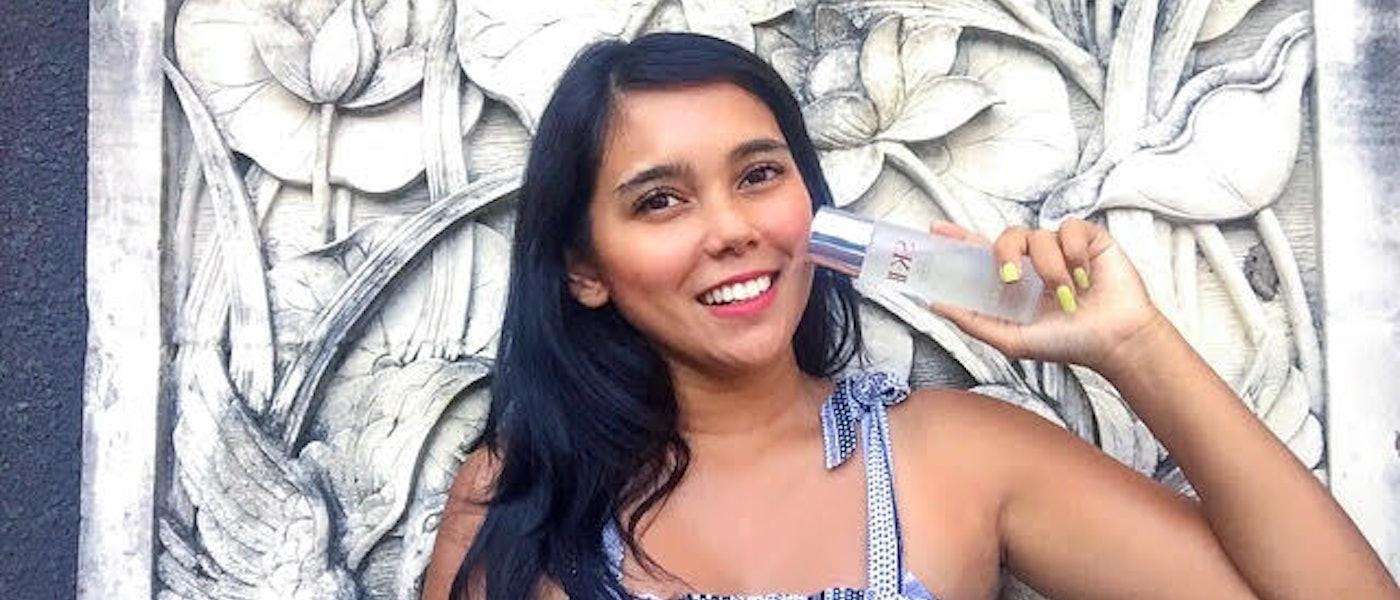 7 Toner untuk Kulit Berjerawat dan Berminyak Rekomendasi Beauty Blogger Elnie Nona Hitam Pahit