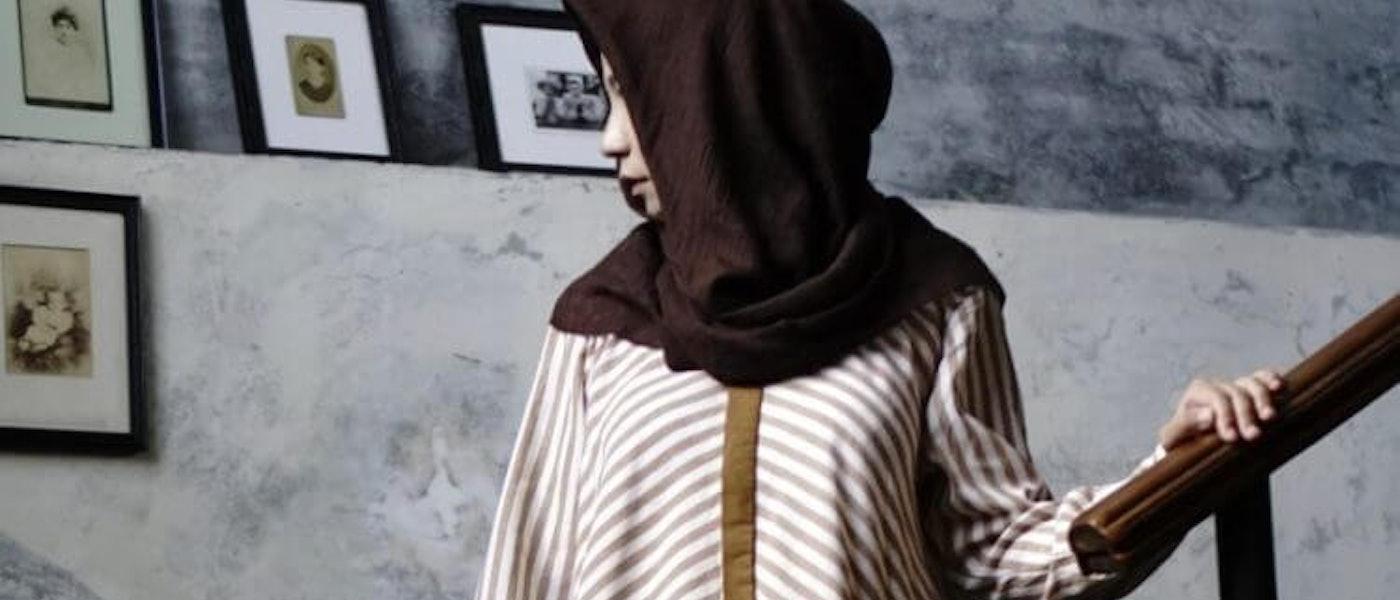 7 Produk Pakaian Muslimah Lokal yang Edgy Rekomendasi Lifestyle Blogger Rhily Zoro