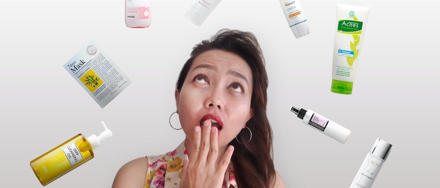8 Rekomendasi Produk Skincare untuk Usia 30-an dengan Jenis Kulit Berjerawat