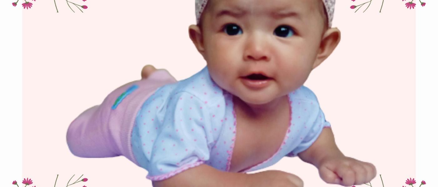 7 Pilihan Baju untuk Bayi Perempuan Newborn Rekomendasi Mom Blogger Ainhy Edelweiss