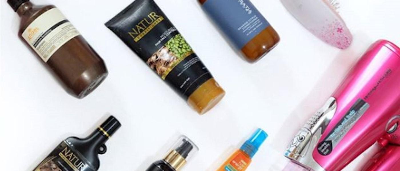 9 Produk Perawatan Rambut yang Wajib Dimiliki oleh Si Rambut Ikal Rekomendasi Beauty Blogger Aprijanti