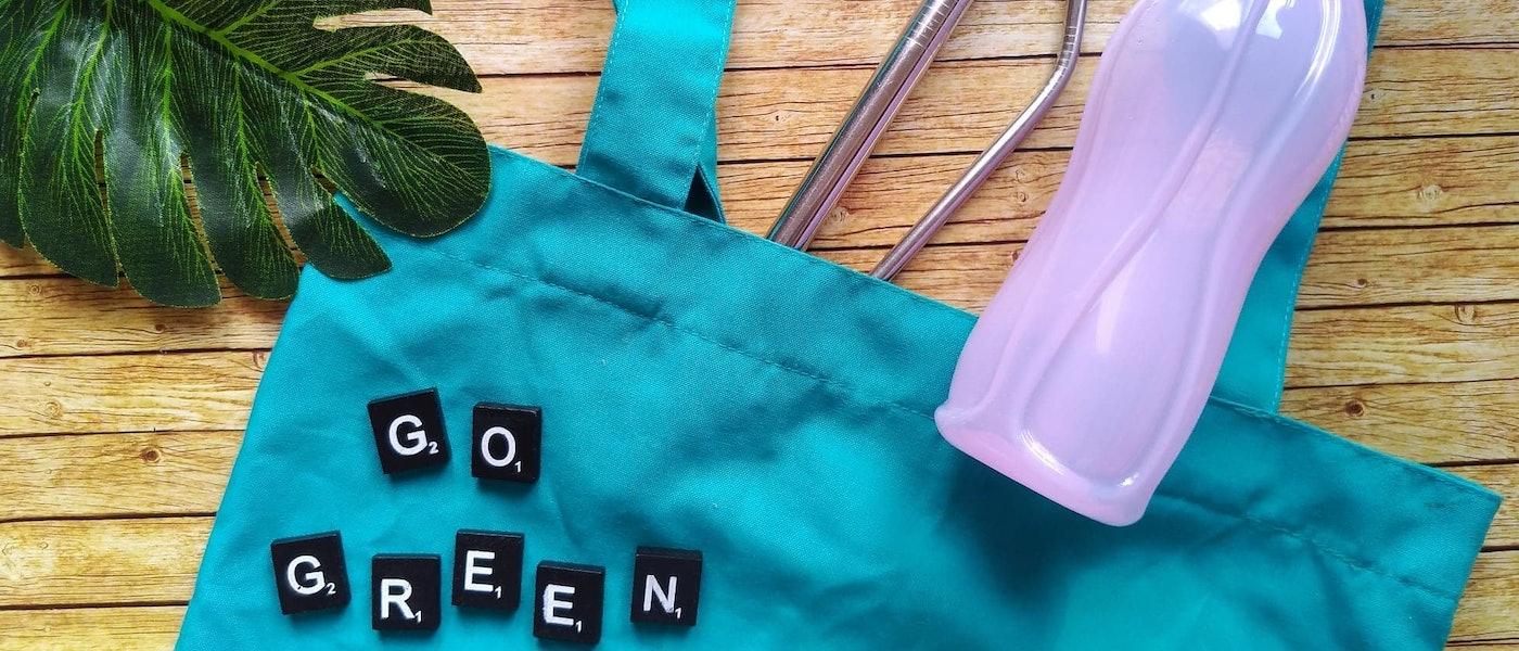 9 Benda Ramah Lingkungan untuk Mendukung Gaya Hidup Go Green Rekomendasi Lifestyle Blogger Rahmi Aziza