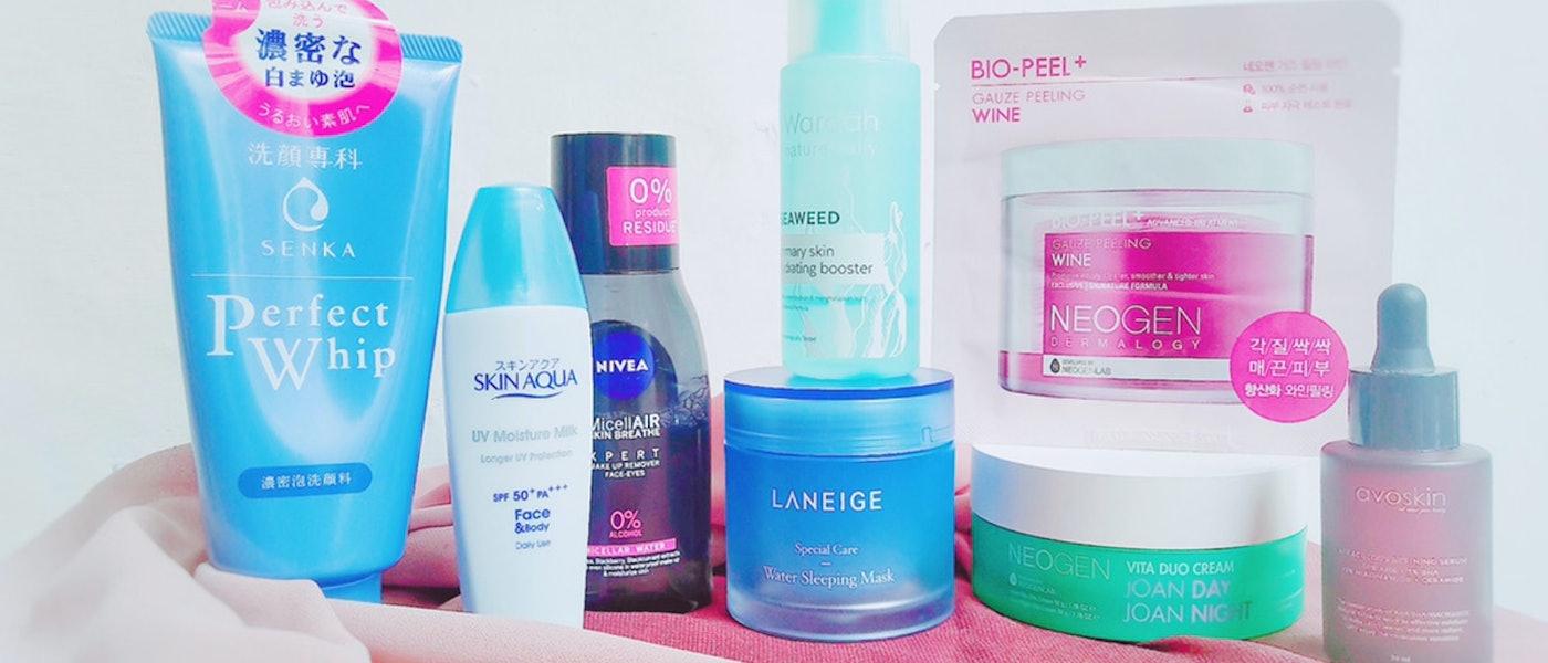 8 Produk Skincare untuk Kulit Kering Rekomendasi Beauty Blogger Khairunnisa
