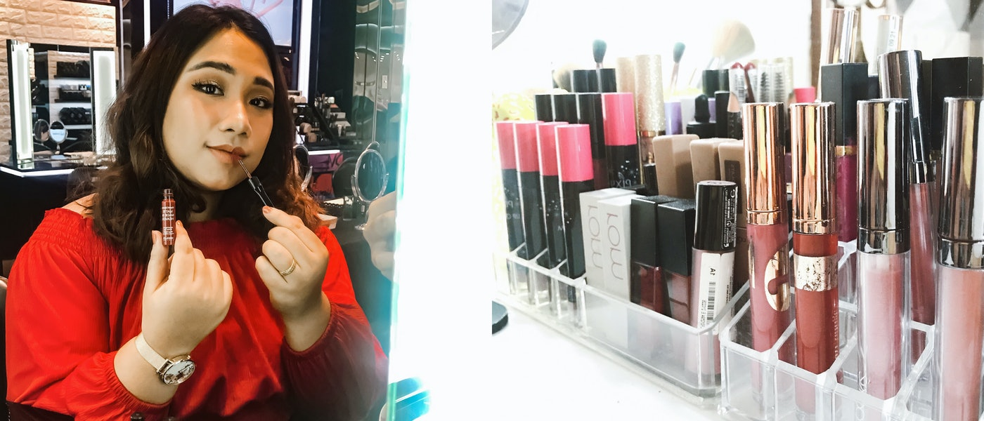 7 Lip Cream Nude Rekomendasi Beauty Blogger Regina Napitupulu