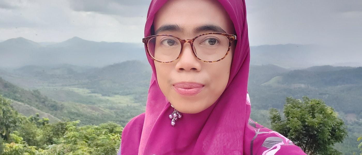 9 Hijab Voal Rekomendasi Lifestyle Blogger Ruli Retno Mawarni