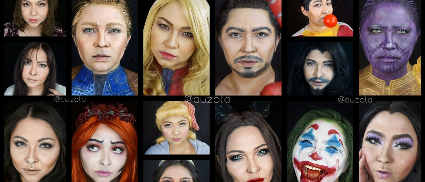 7 Rekomendasi Produk Andalan dalam Membuat Makeup Karakter untuk Pemula
