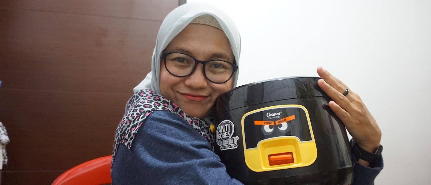 7 Peralatan Masak Sederhana yang Perlu Dimiliki Anak Kos Rekomendasi Lifestyle Blogger Melly Feyadin