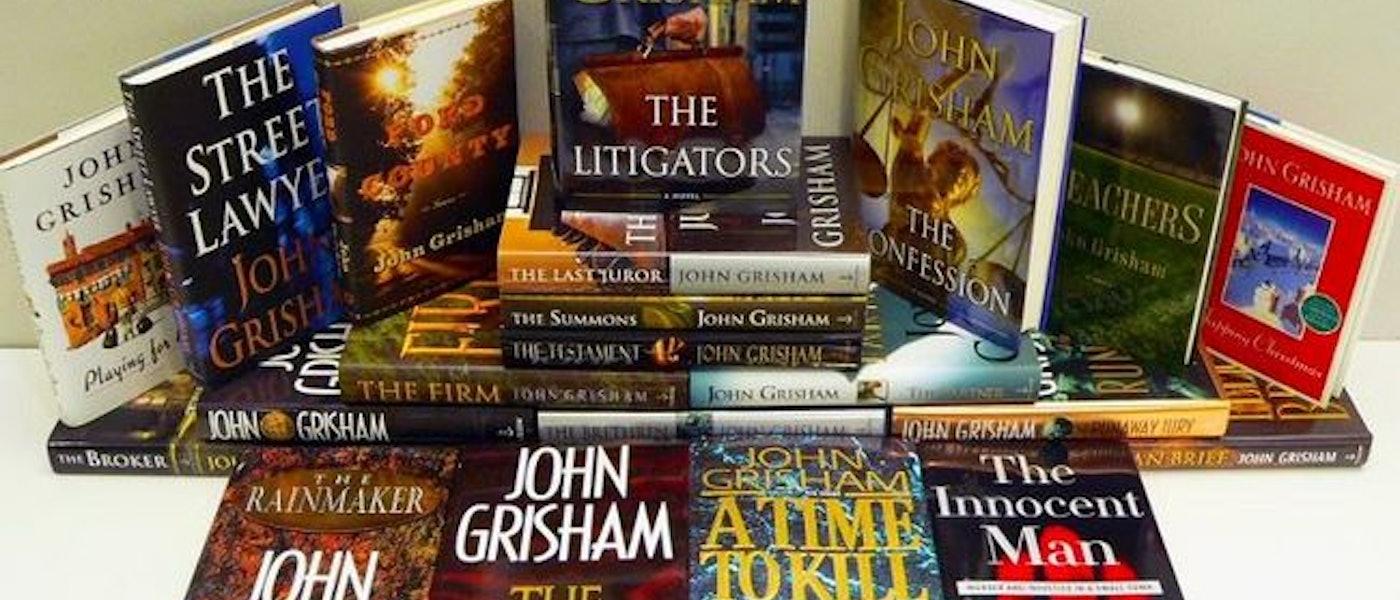 10 Rekomendasi Novel Karya John Grisham yang Akan Bikin Kamu Merasa Jadi Detektif Handal
