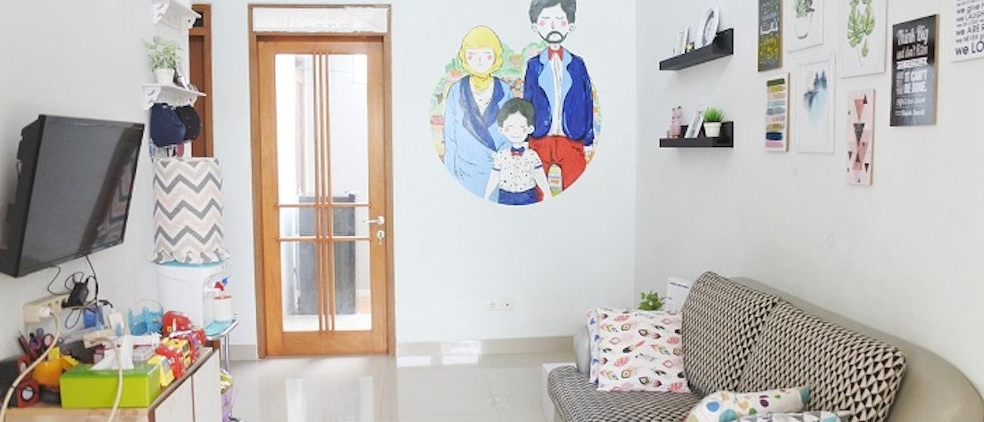 7 Barang Interior Low Budget untuk Menghias Rumah Minimalis Rekomendasi Lifestyle Blogger Mei Wulandari