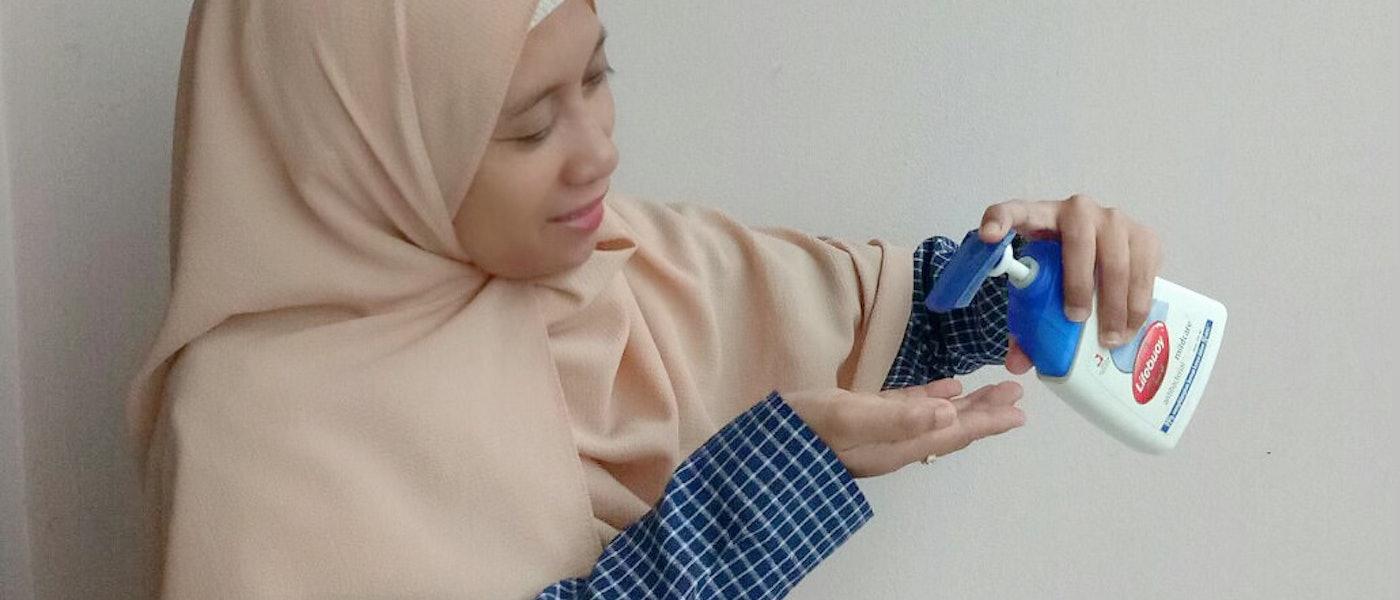 7 Produk Sabun Cuci Tangan yang Bisa Menjaga Tangan Tetap Bersih, Higienis, dan Segar Rekomendasi Lifestyle Blogger Nurul Fitri Fatkhani