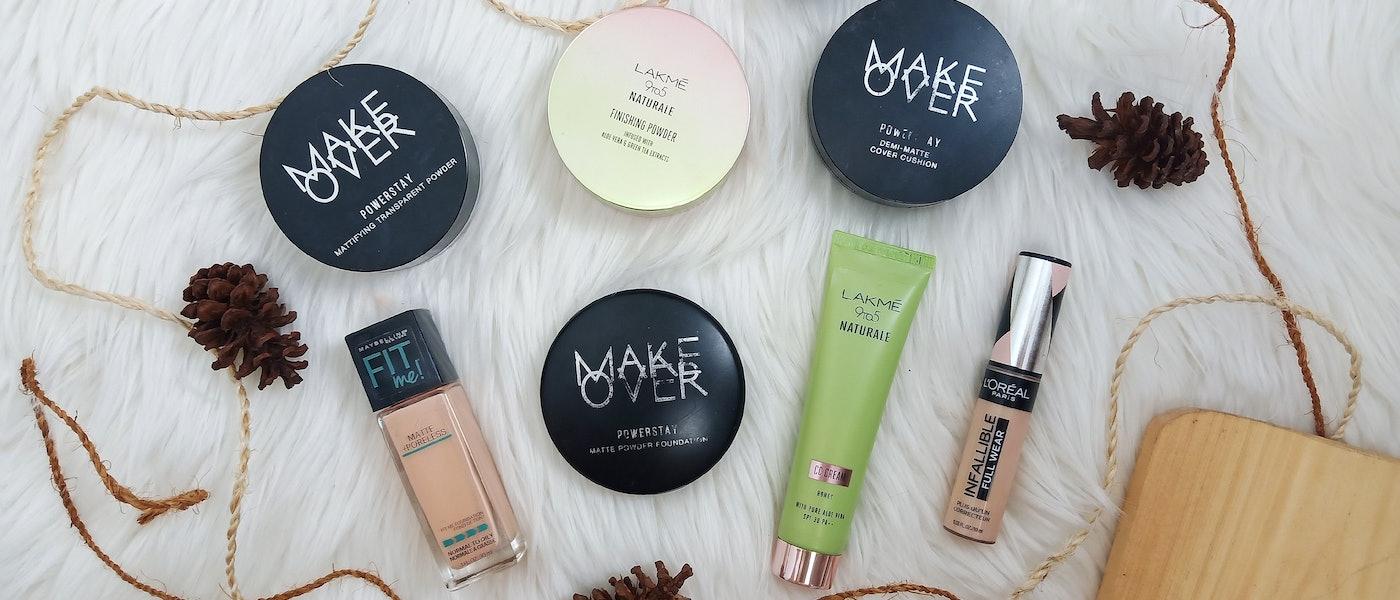 7 Produk dengan Hasil Complexion yang Bagus untuk Jenis Kulit Berminyak Rekomendasi Beauty Blogger Luella Artistry