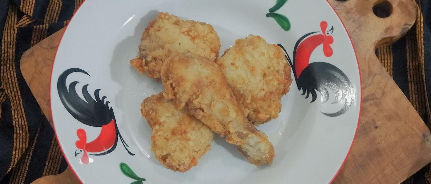 10 Tepung Bumbu untuk Memasak Ayam Goreng Tepung Rekomendasi Food Blogger Nita Lana Faera