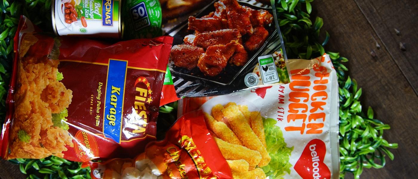 10 Rekomendasi Makanan Siap Saji Selama #DiRumahAja