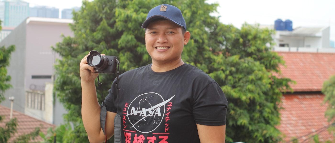7 Kamera Mirrorless untuk YouTuber Pemula Rekomendasi Travel Blogger Salman Faris