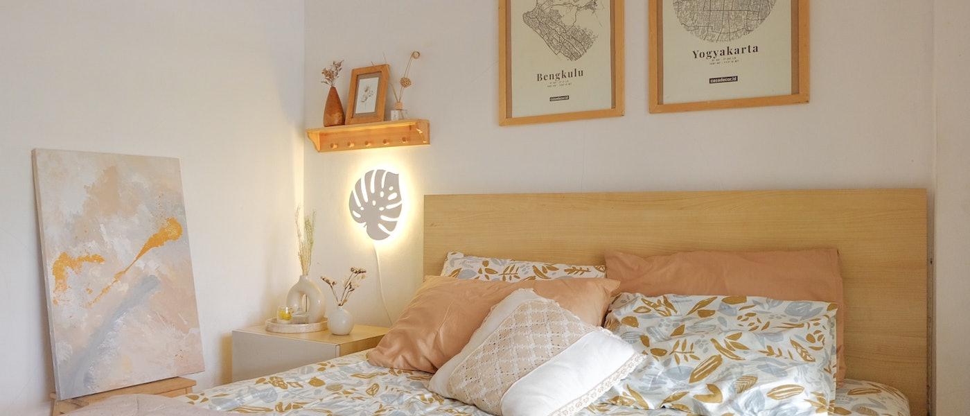 Interior: 10 Produk Estetik untuk Ruangan yang Nyaman Rekomendasi Iffa