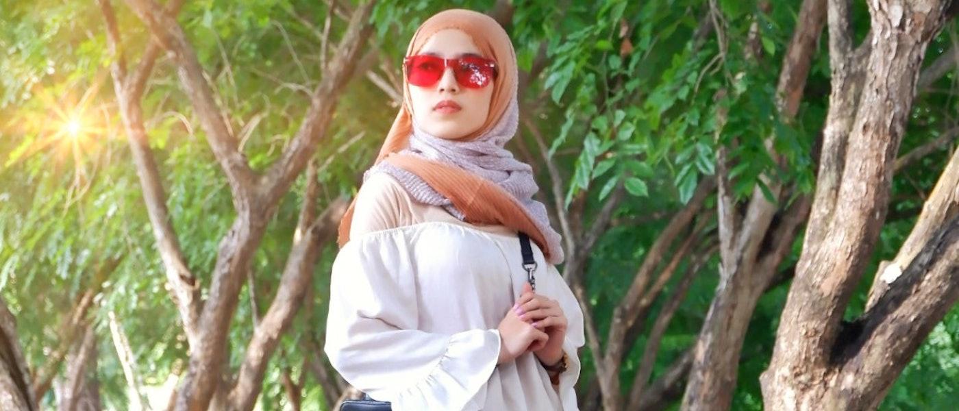 7 Produk Fashion Hijab dan Aksesoris untuk Hijabers Rekomendasi Mom Influencer Cordeliaaryati