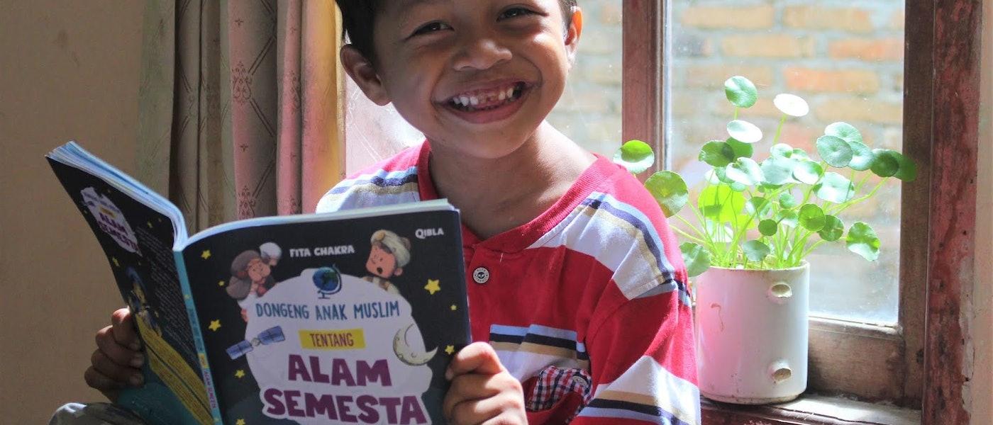 7 Buku untuk Anak yang Sedang Belajar Membaca Rekomendasi Parenting Blogger Siti Hairul Dayah