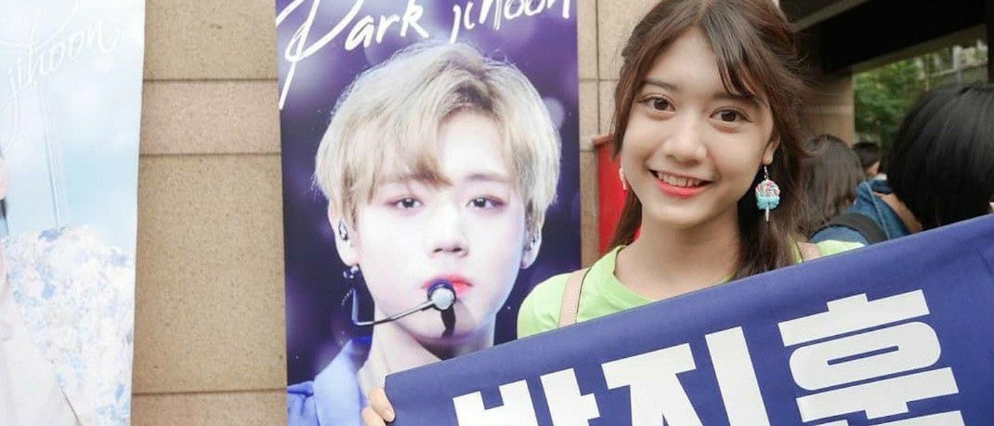 10 Merchandise K-pop Wanna One Rekomendasi Mantan Idol JKT48 Devi Ningtara