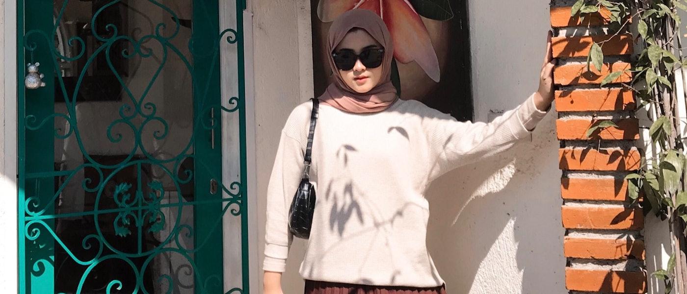 Top 7 Rekomendasi Items untuk OOTD Street Hijab