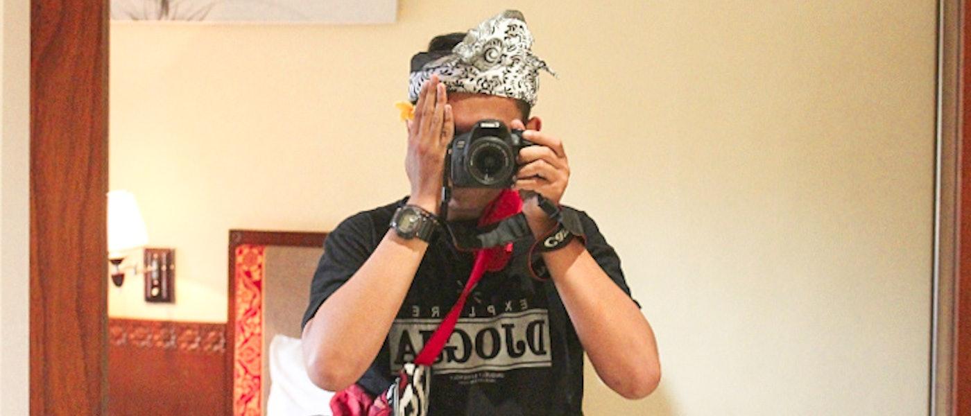 7 Starter Packs Travelling Kekinian Rekomendasi Travel Blogger Bima Widjanata Suwaji