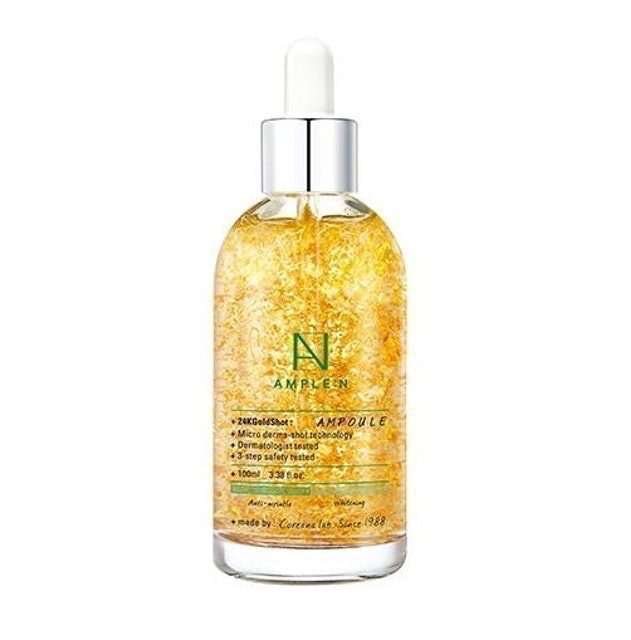 AMPLE:N 24K Gold Shot Ampoule 1