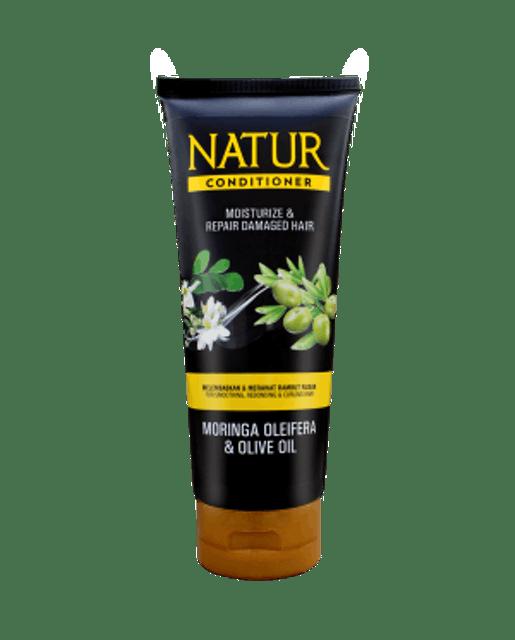 Natur  Conditioner Moringa Oleifera & Olive Oil 1