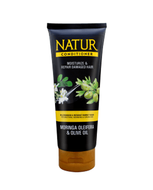 Natur  Conditioner Moringa Oleifera & Olive Oil 1