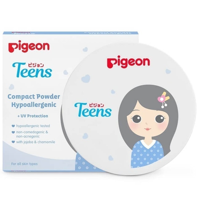 Pigeon Teens Compact Powder Hypoallergenic 1