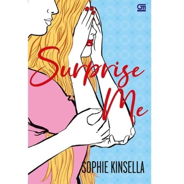 Sophie Kinsella Surprise Me 1