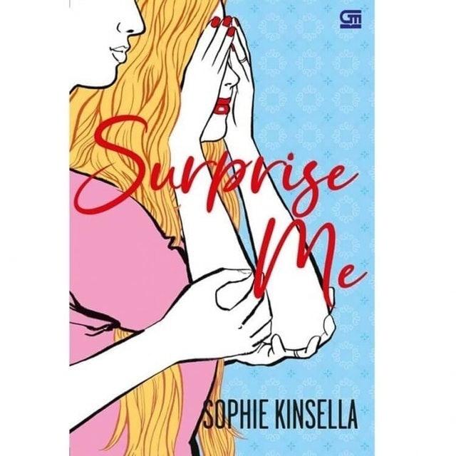 Sophie Kinsella Surprise Me 1