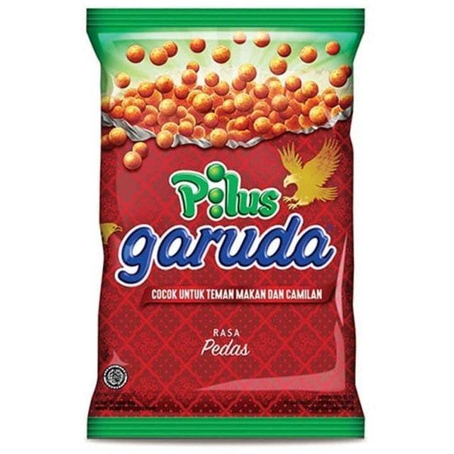 Garudafood Pilus Garuda Rasa Pedas 1