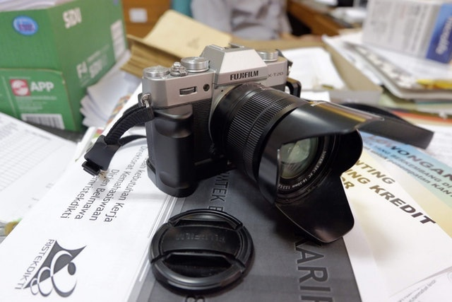 Fujifilm  X-T20 1