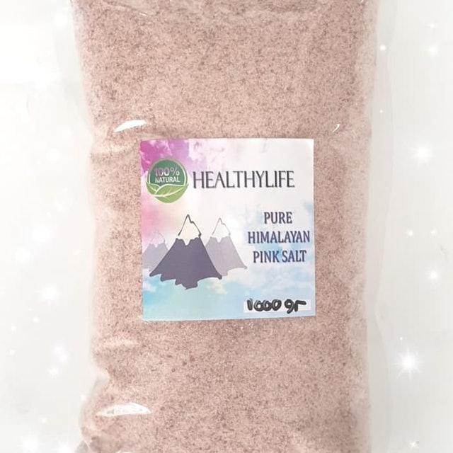 Healthylife  Pure Himalayan Pink Salt  1