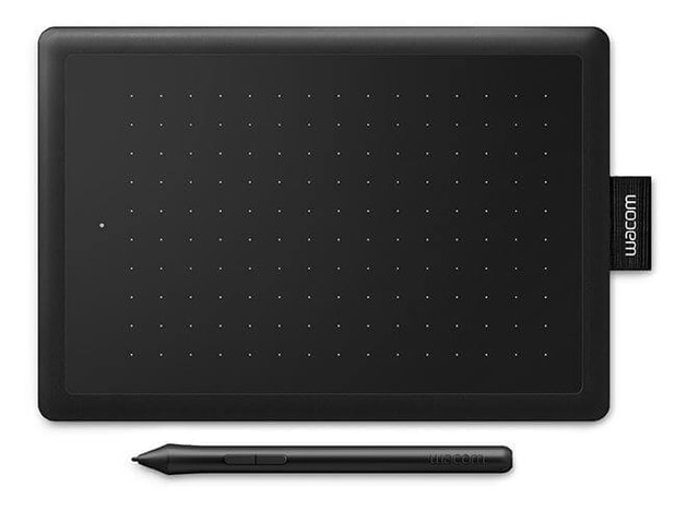 Wacom One CTL-472 Pen Tablet 1