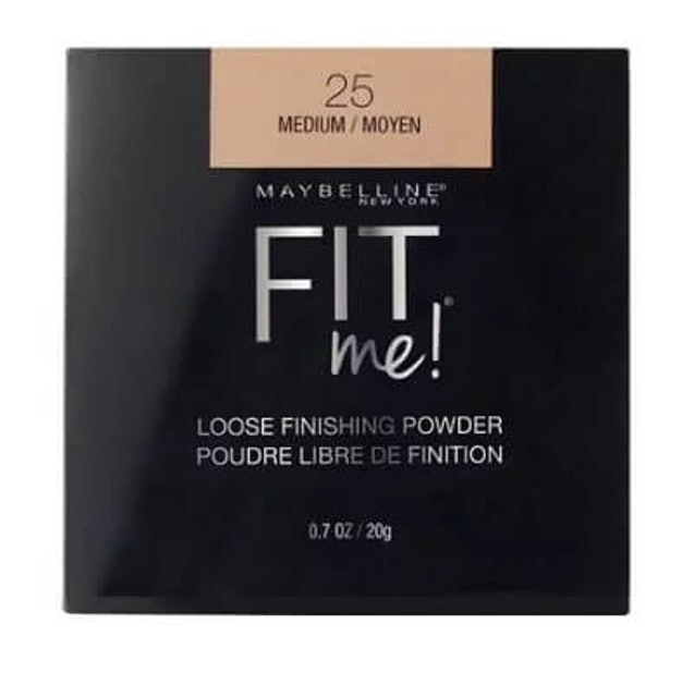 Maybelline  Fit Me Loose Finishing Powder 1