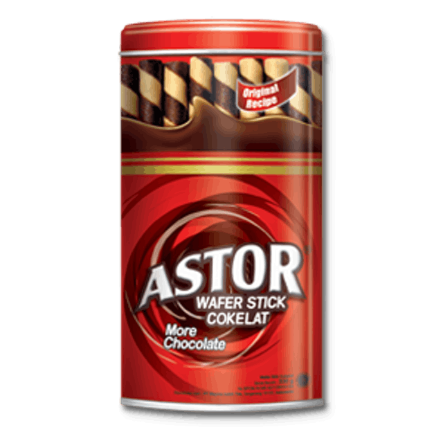 Mayora Astor Wafer Stick Cokelat 1