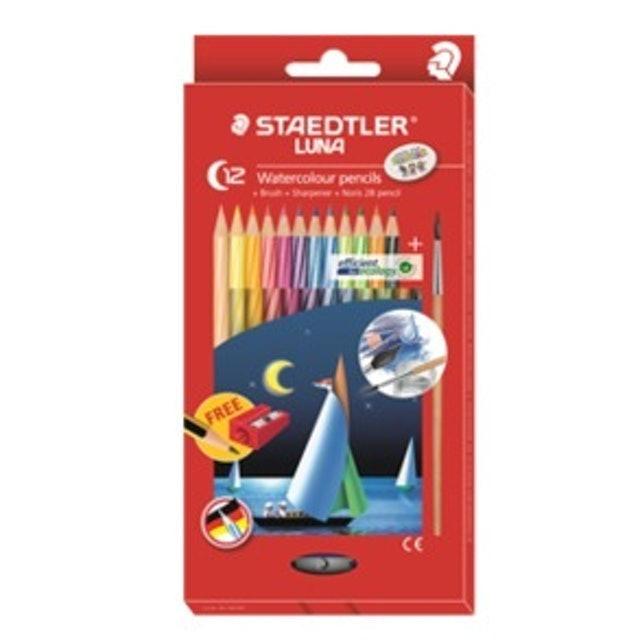Staedtler LUNA 137 Watercolour Pencil 1