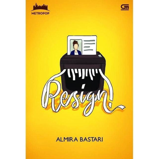 Almira Bastari Resign 1