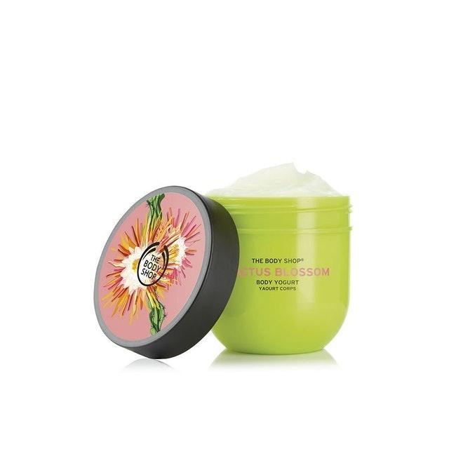 The Body Shop  Cactus Blossom Body Yogurt 1
