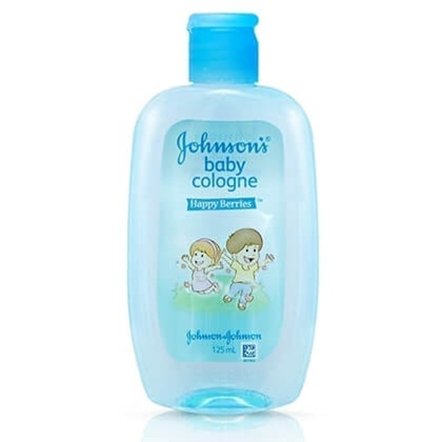 Johnson's  Baby Cologne Happy Berries 1