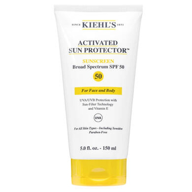 Kiehl's  Activated Sun Protector SPF 50 1