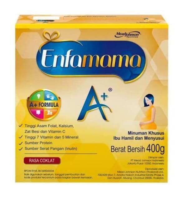 Mead Johnson Nutrition Enfamama A+ 1