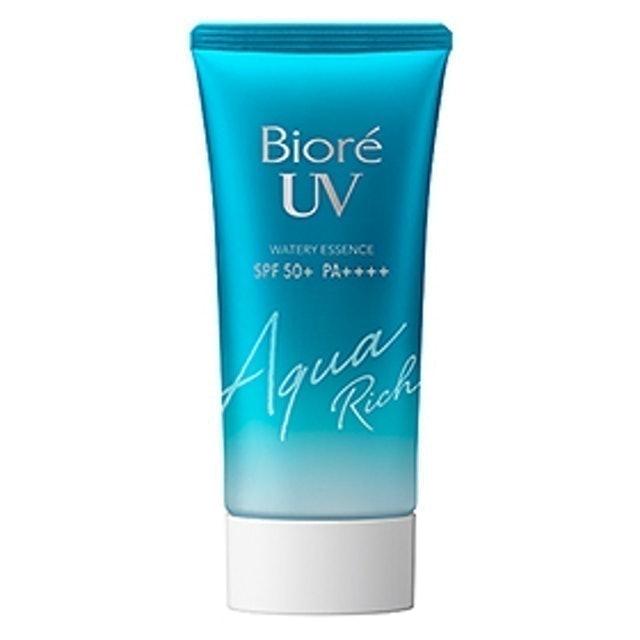 Kao Biore UV Aqua Rich Watery Essence with Micro Defense 1